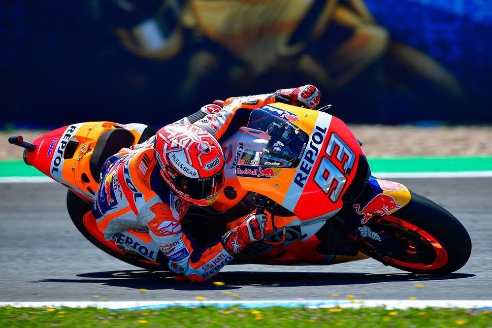 [MotoGP] มาร์ค มาเกซ นำเดี่ยวคว้าแชมป์ SpanishGP ที่สนามเจเรซ