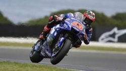 """[MotoGP] """"บีญาเลส"""" โชว์ฟอร์มสุดร้อนแรงผงาดคว้าแชมป์โมโตจีพีสนาม 17 ที่ออสเตรเลีย"""