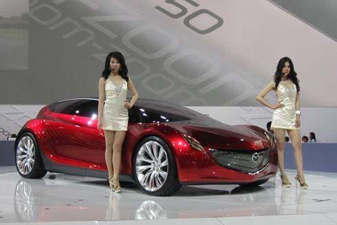 Motor Expo 2010: ละลานตาพาเดินชมงาน ตามหาสาวสวย พิสูจน์ความจริงของชีวิต