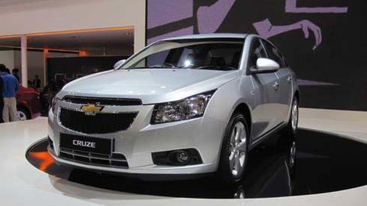 Motor Expo 2010: ใกล้ชิด Chevrolet Cruze ซีดานทางเลือกใหม่กับรูปโฉมโดนใจ