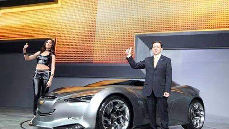 Motor Expo 2011: Chevrolet เตรียมโชว์รถต้นแบบอัจฉริยะ EN-V คู่ Miray Concept
