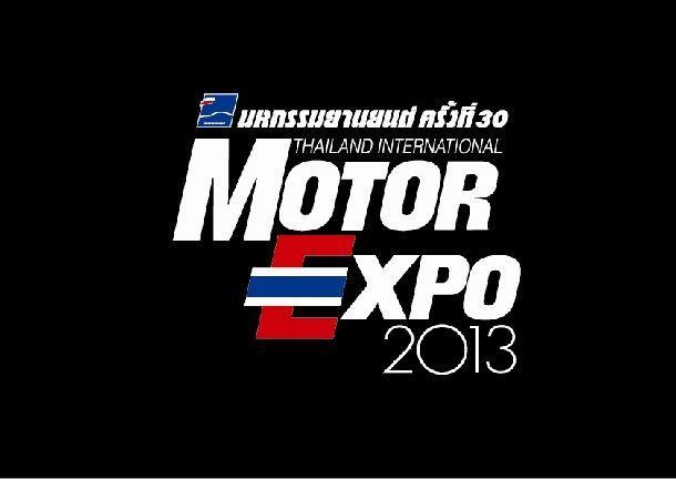 [MOTOR EXPO 2013] พร้อมเปิดงานอย่างเต็มรูปแบบ
