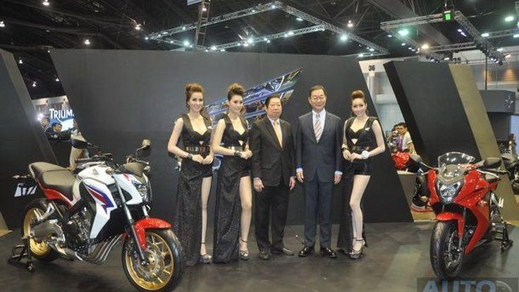 [Motor Expo 2013] พาทัวร์รถ Bigbike ไฮไลท์ ของงานในวันนี้