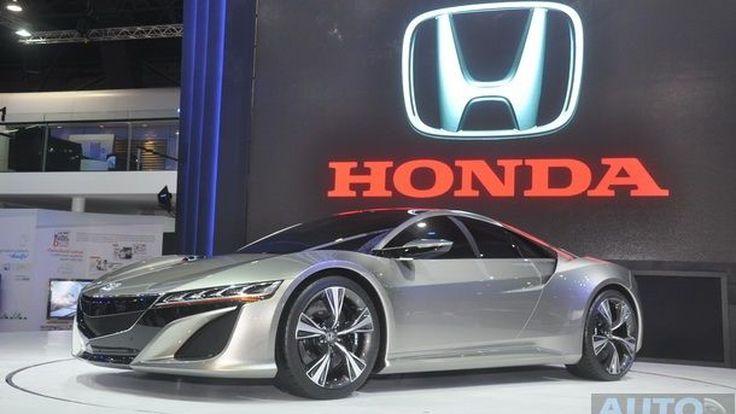 [Motor Expo 2013] มาเจาะสเป็ก Supercar Hybrid ต้นแบบคันเดียวของงาน กับ Honda NSX Concept