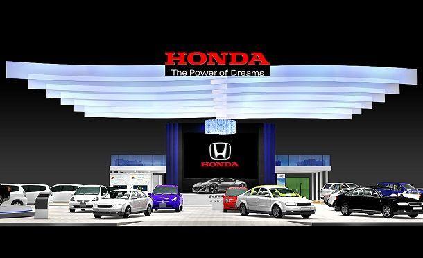 [MOTOR EXPO 2013] ฮอนด้ายันส่งรถต้นแบบ-รถใหม่ลุยงาน