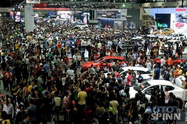Motor Expo 2017 ปลายปีตั้งเป้า 4 หมื่นคัน มั่นใจตลาดยานยนต์ปีนี้คึกคักแน่นอน