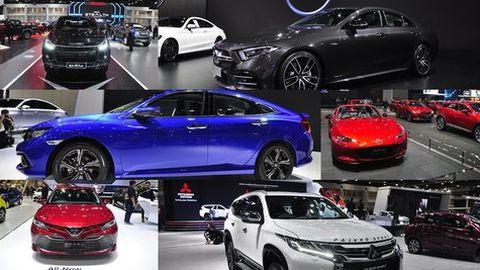 [Motor Expo] ครึ่งทางกับตัวเลขมอเตอร์ เอ็กซ์โป ตัวเลขยอดจองรถยนต์-รถจักรยานยนต์