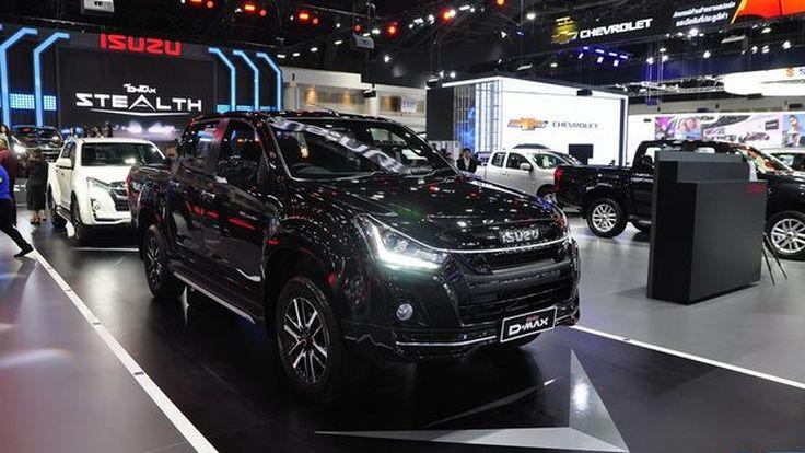 [Motor Expo] อีซูซุ ห่วงตัวแปรสงครามการค้า-ความผันผวนราคาน้ำมันตลาดโลก กระทบตลาดรถยนต์ปีหน้า