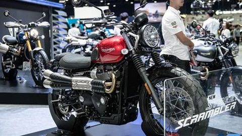 "[Motor Expo] เปิดตัว Triumph ""สตรีท ทวิน"" และ ""สตรีท สแครมเบลอร์"" โฉมใหม่ปี 2019 ในงาน ""มหกรรมยานยนต์ ครั้งที่ 35"""