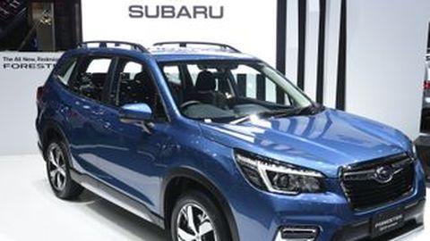 [Motor Expo] เผยโฉมซูบารุ ฟอเรสเตอร์ (Subaru Forester) จากสายการผลิตในประเทศไทย