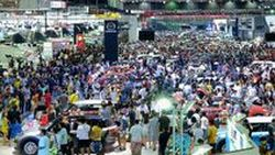 Motor Expo วางเป้า 5 หมื่นคัน เศรษฐกิจแย่ไม่กระทบ ชงแคมเปญเทรดรถเอาใจคนหลุดรถคันแรก