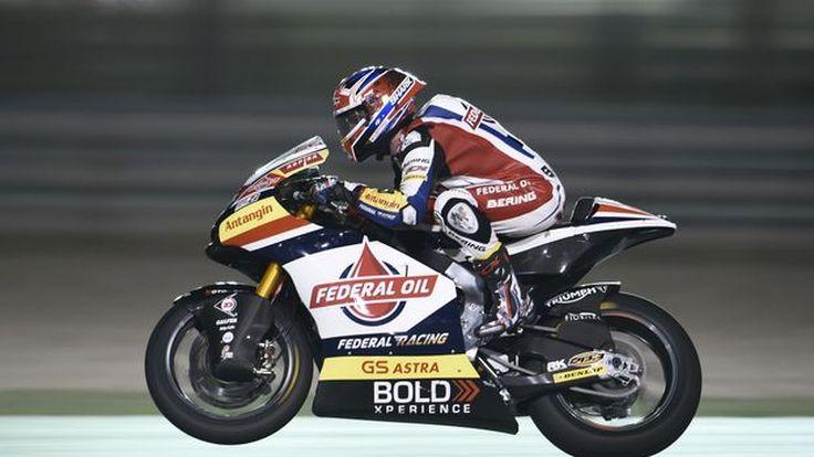 [MotoGP] เครื่องยนต์ Triumph สามสูบ 765 ซีซี สร้างสถิติใหม่ในการแข่งขัน Moto2 ฤดูกาล 2019 ที่กาตาร์