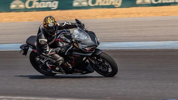 [Test Ride] รีวิว Honda CBR650R รถสปอร์ตไบค์ 4 สูบเรียงขวัญใจมหาชน อัพแรงม้า เพิ่มความแรง ทดสอบจริงในสนามแข่ง MotoGP