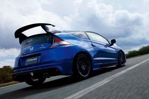 Mugen เปิดตัว Honda CR-Z RZ พ่วงซูเปอร์ชาร์จ สำหรับตลาดญี่ปุ่นโดยเฉพาะ