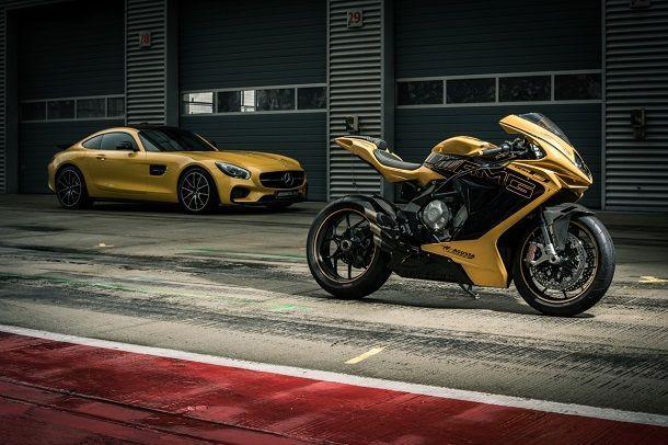 เราเลิกกัน MV Agusta ซื้อหุ้นคืนจาก Mercedes-AMG
