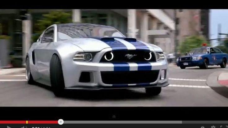 มาแล้วตัวอย่างแรก Need For Speed บู๊ระห่ำ ซูเปอร์คาร์เพียบ