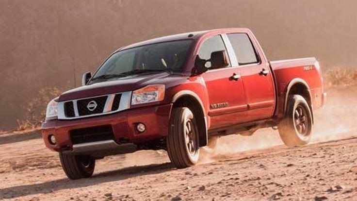 ใหม่ Nissan Titan รุ่นปี 2013 กระบะฟูลไซส์พันธุ์แกร่ง ลุยตลาดอเมริกัน