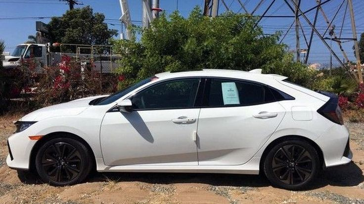 มาชมภาพ New Honda Civic ตัวถัง Hatchback กันแบบเต็มๆ อีกครั้ง