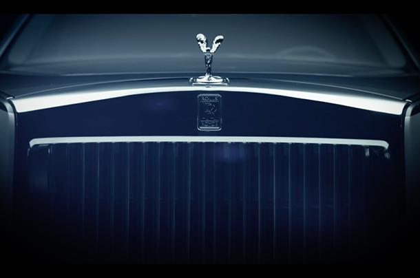 แย้มทีเซอร์ Rolls-Royce Phantom ก่อนเปิดตัวปลายเดือนกรกฎาคม