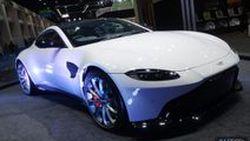 [BIMS2018] เปิดตัว New Aston Martin Vantage โฉมใหม่ ขุมพลังV8 503 แรงม้า ค่าตัว 16.99 ล้านบาท