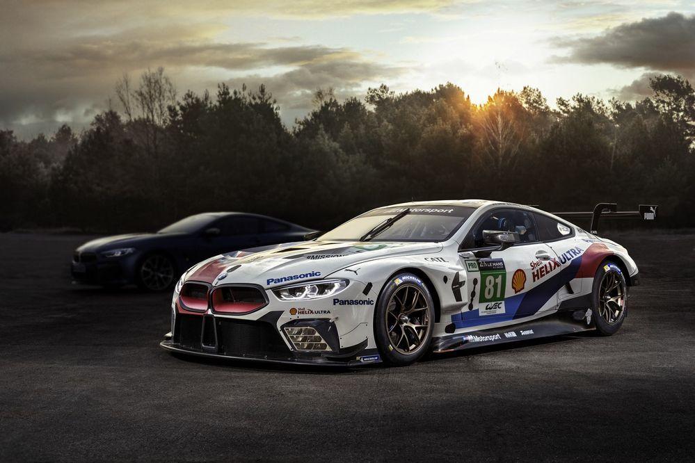 การกลับมาอีกครั้งกับ Le Mans พร้อม New BMW Series 8 Coupe ใหม่ครั้งแรกในโลก