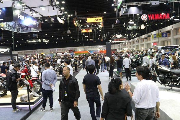 [TIME2016]มอเตอร์เอ็กซ์โป 59 สร้างเม็ดเงินหมุนเวียน 4.5 หมื่นล้านบาท