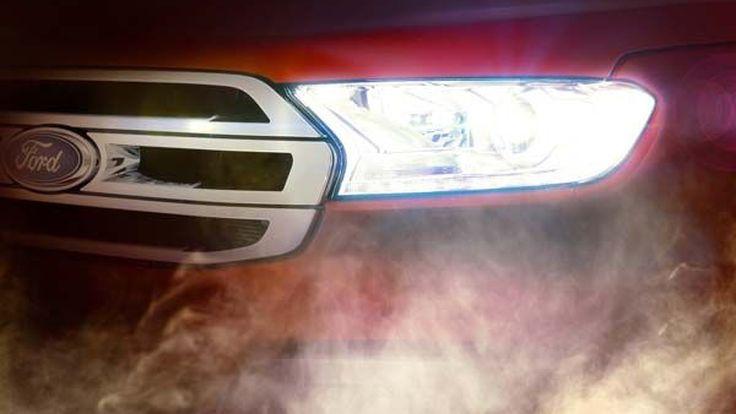 ชมกันเลย! ภาพและวิดีโอชุดแรกของ Ford Everest โฉมใหม่