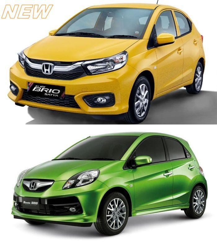New Honda Brio 2018 เปิดตัวอย่างเป็นทางการที่อินโดนิเชีย