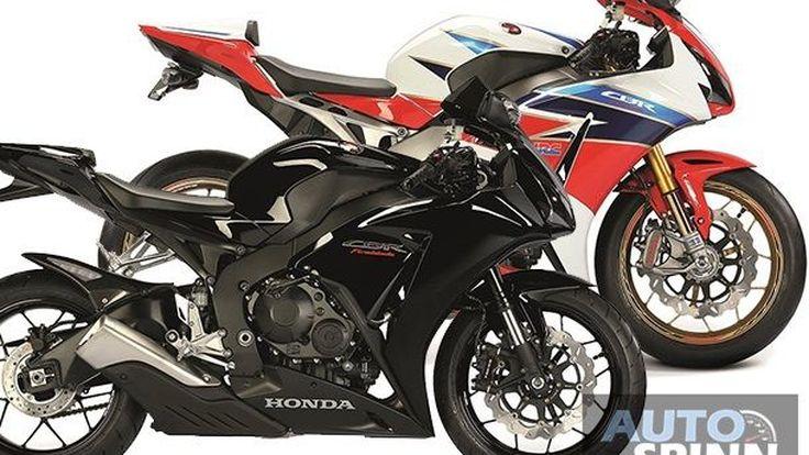 เผยโฉม Honda CBR1000RR TT FireBlade และ Black Edition ที่มากับออพชั่นตัวแข่งแน่นลำ