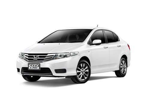 ราคา Honda City CNG 2012-2013 ฮอนด้าซิตี้ ซีเอ็นจี ใหม่ รถยนต์พลังงานทางเลือก