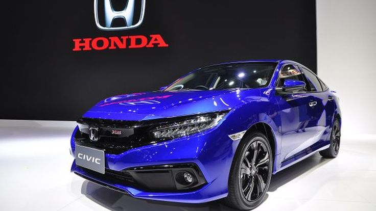[Motor Expo] Honda เปิดตัว Civic ไมเนอร์เชนจ์ มาพร้อมเทคโนโลยีความปลอดภัยอัจฉริยะ Honda SENSING