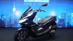 New Honda PCX Hybrid ครั้งแรกกับมอเตอร์ไซค์ วางจำหน่ายสิงหาคมนี้