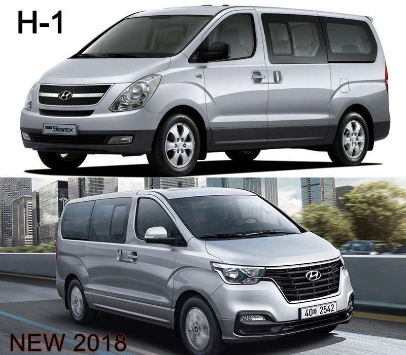 NEW Hyundai H-1 ถึงเวลากับการเปลี่ยนแปลงครั้งใหญ่