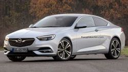 หล่อผิดหูผิดตา ชมภาพ Opel Insignia Coupe โฉมใหม่จากศิลปินอิสระ ที่คาดว่ามีความเป็นไปได้ในการผลิตรุ่นจริง