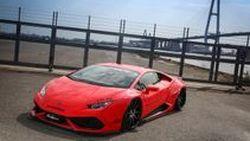 Lamborghini Huracan จาก Liberty Walk กับการออกแบบใหม่ที่สวยงามมากยิ่งขึ้น