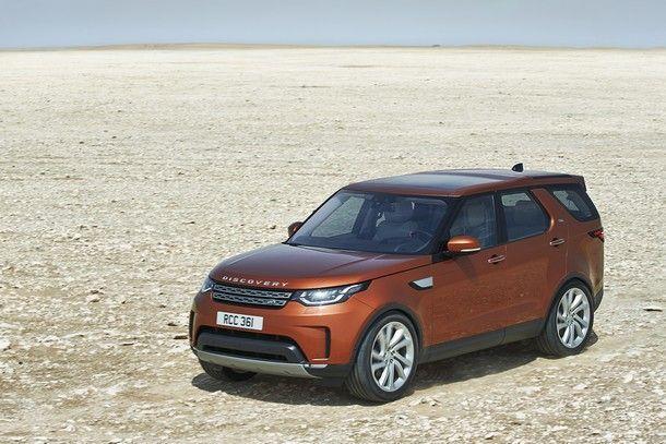 [Launched] เปิดตัวอย่างเป็นทางการ All-New Land Rover Discovery เคาะราคาเริ่มที่ 6.499 ล้านบาท