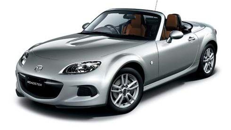 เต็มตากับภาพ Mazda MX-5 ไมเนอร์เชนจ์รุ่นปี 2013 หลังเปิดตัวที่ญี่ปุ่น