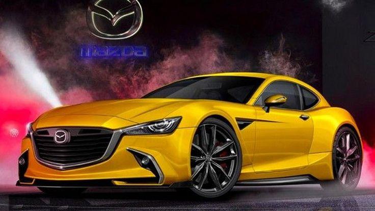 Mazda คอนเฟิร์ม !! เจอกันแน่นอนปี 2020 กับ All-New Mazda RX-9