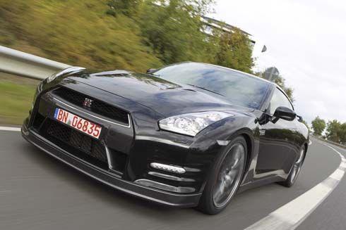 ใหม่ Nissan GT-R ไมเนอร์เชนจ์ปี 2012 เวอร์ชั่นญี่ปุ่นและยุโรป เริ่มขาย 24 พฤศจิกายนนี้