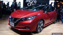 [Tokyo2017] ยลโฉม New Nissan Leaf รถไฟฟ้าเจน2 อัพเกรดใหม่ สวย สปอร์ต ชาร์จ1ครั้ง วิ่งได้ไกลถึง 240 กม.