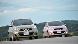 New! Nissan March Minorchanged  ดีมากกว่าแค่เรือนร่าง...สมรรถนะเป็นปลื้ม