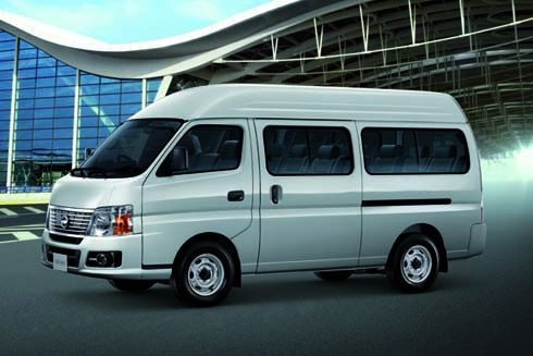 ใหม่ Nissan Urvan รุ่นเครื่องยนต์เบนซิน บุกตลาดผู้ประกอบการ เริ่มที่ 9.63 แสนบาท