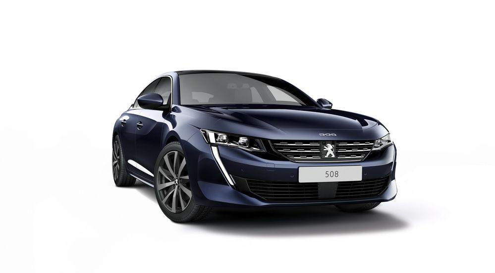 ยลโฉม Peugeot 508 รุ่นใหม่ล่าสุด ดีไซน์เน้นสันเหลี่ยมเฉียบคม สปอร์ตปราดเปรียว