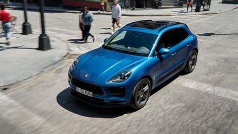 ปอร์เช่ มาคันน์ รุ่นใหม่ล่าสุด (The new Porsche Macan) เปิดตัวอย่างเป็นทางการในทวีปยุโรป ราคาเริ่มต้น 4,800,000 บาท