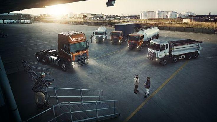 UD Trucks เปิดตัว New Quester รถบรรทุก ที่มาพร้อมระบบเกียร์กึ่งอัตโนมัติ และระบบยูดี เทเลเมติกส์