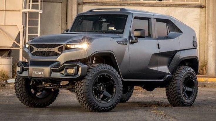 สนใจมั้ย Rezvani Tank รถ SUV พันธุ์โหดพลัง 500 แรงม้า กับค่าตัว 5.9 ล้านบาท