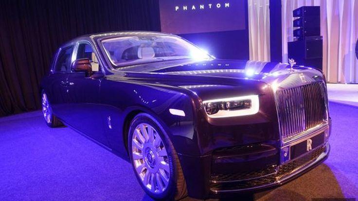 [Launched] พาชมรอบคัน Rolls-Royce Phantom ยนตกรรมหรูรุ่นที่ 8 กับค่าตัว 53.5-59.5 ล้านบาท