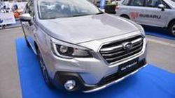 The New Subaru Outback เปิดตัวพร้อมราคา ในงานซูบารุแตะรถชิงรถครั้งที่ 11