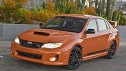 ใหม่ Subaru WRX และ WRX STI รุ่นพิเศษปี 2013 ผลิตเพียง 300 คัน