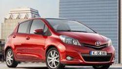 "New Toyota Eco car Name ""Yaris"" แฝดท้ายตัดจาก New Vios"